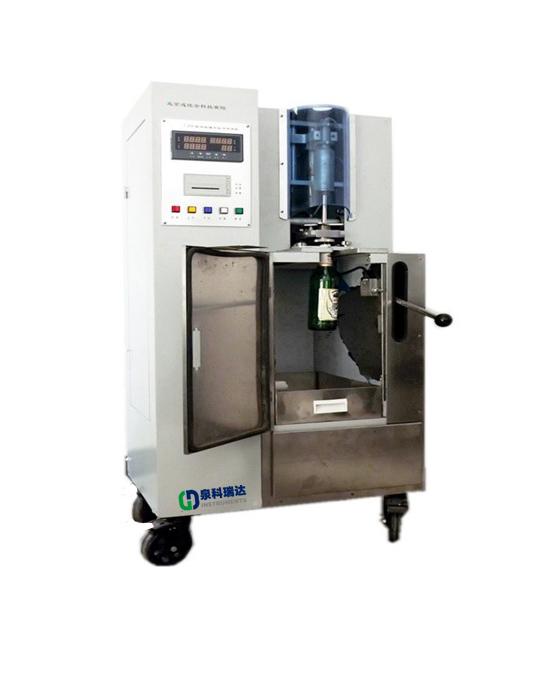 QC-20Y玻璃瓶耐内压力试验机